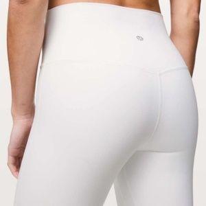 Lululemon Align Pant II White Size 2